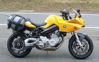 BMW F800S (2008)